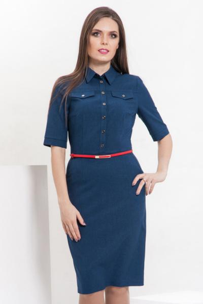Платье П-495